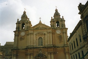 St. John Co-Cathedral in Valletta