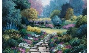 Cottage Garten Anlegen - Ideen Für Einen Romantischen Garten Im ... Englische Grten Gestalten