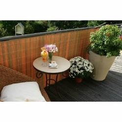 bambusmatten sichtschutz f r den balkon. Black Bedroom Furniture Sets. Home Design Ideas
