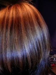 Dunkle Haare Aufhellen So Vermeiden Sie Einen Rotstich