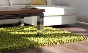 kleines wohnzimmer einrichten - so wirkt es optisch größer - Wohnzimmer Deko Grun