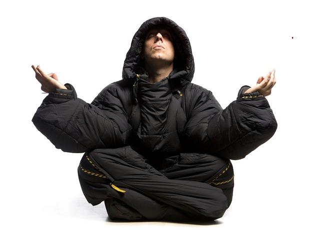 musucbag warmer schlafsack und bequemer schlafoverall in. Black Bedroom Furniture Sets. Home Design Ideas
