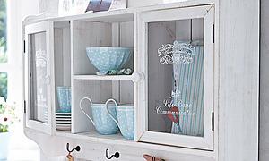 skandinavische landhausm bel. Black Bedroom Furniture Sets. Home Design Ideas