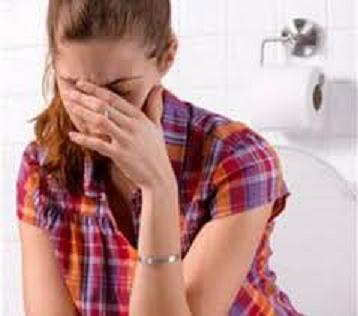Symptome von Hämorrhoiden