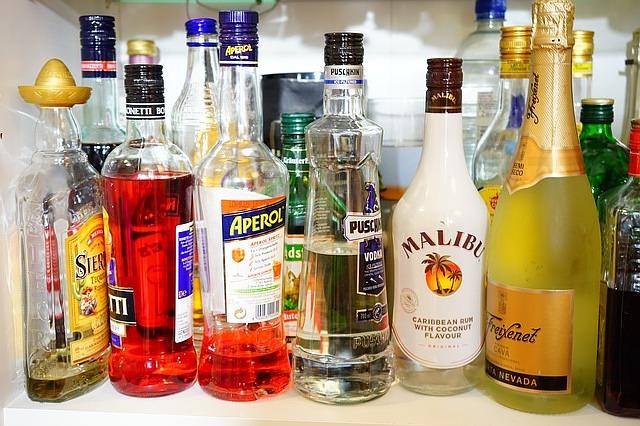 Alkohol Getränke