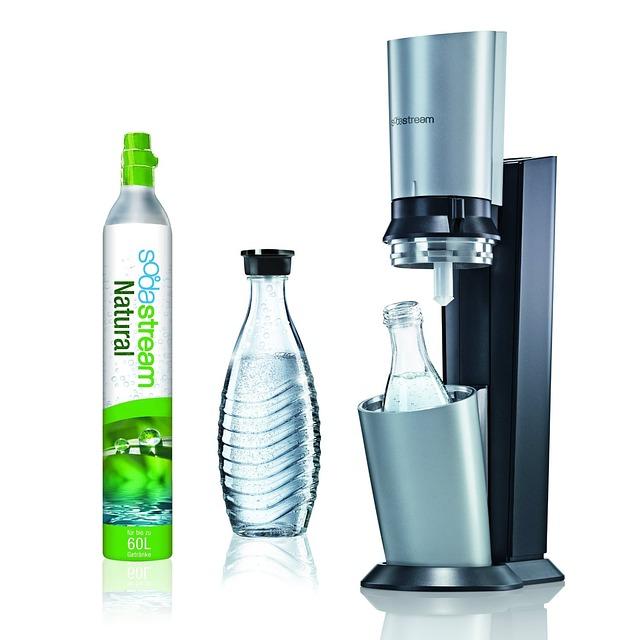 Sodastream Vs Mineralwasser