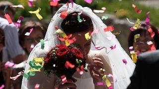 Textideen für Glückwünsche zur Hochzeit