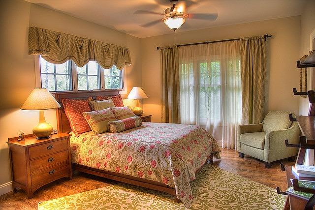 Romantische Schlafzimmer Bilder: Ideen Zur Schlafzimmer Gestaltung ... Schlafzimmer Dekorieren Romantisch