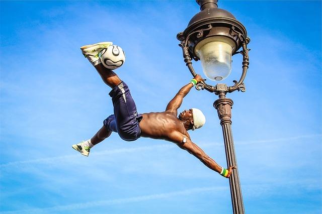 Sport, Fitness, Energiefluss