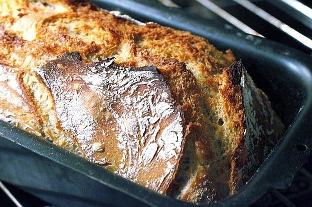 Backen Mit Dinkelmehl Statt Weizenmehl So Gelingen Kuchen Und Brote