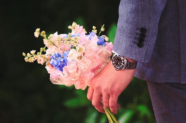 Man geburtstag welche zum blumen schenkt Welche Blumen